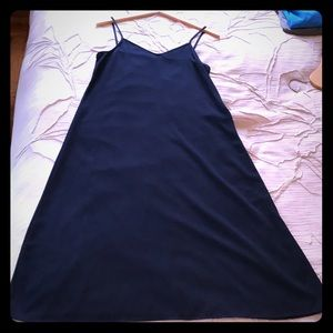 UNIQLO beautifully simple wide dress